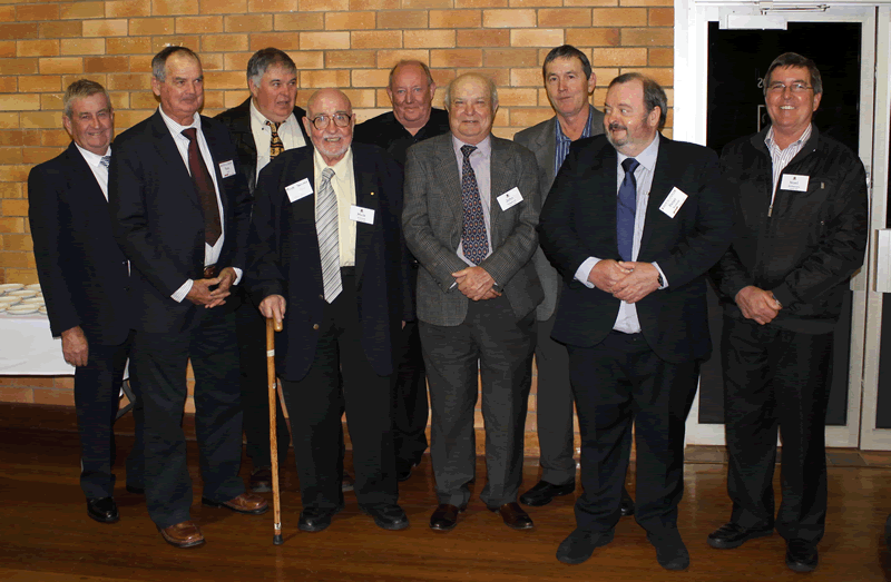 Freneau Park Reunion at Downlands College 2014
