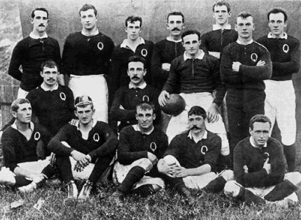 Queensland Rugby Team 1899