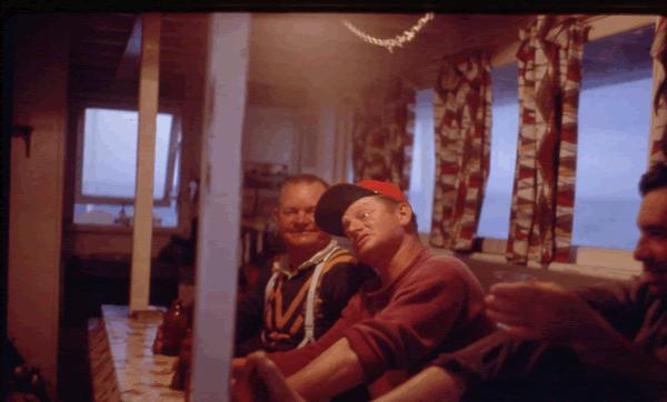 Billy McLeod and Steve Wainwright